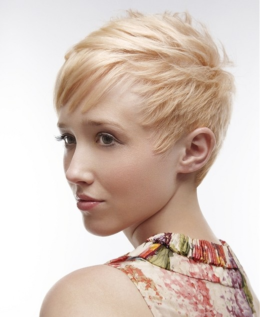 Cute, Layered Hairstyles For Thin Hair