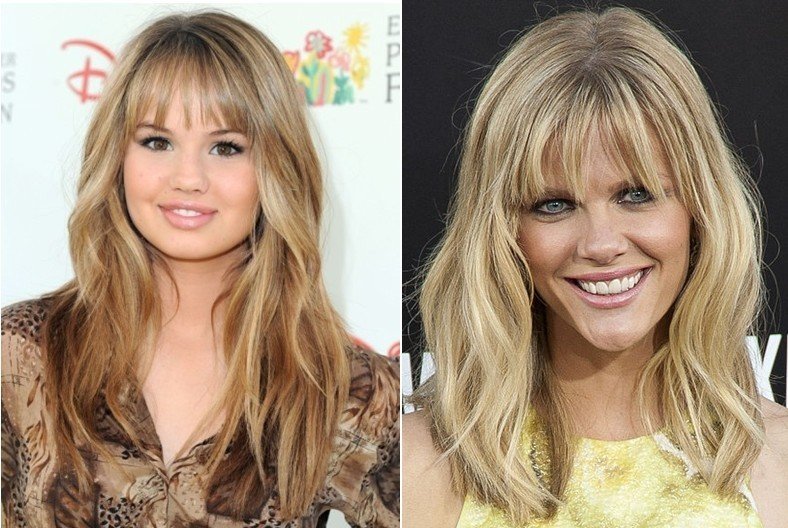 Hairstyles For Medium Length Hair With Blunt Bangs