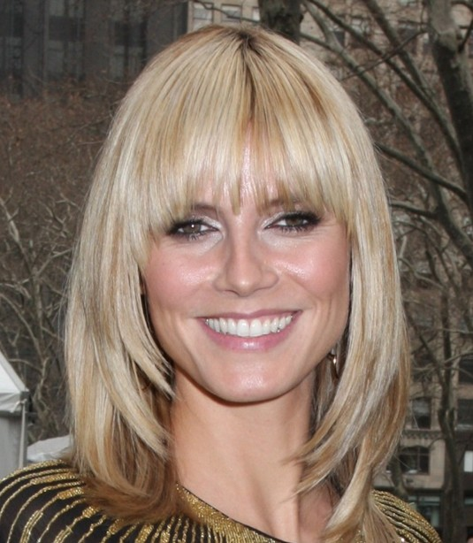 Layered Hair With Bangs For Thin Hair 12