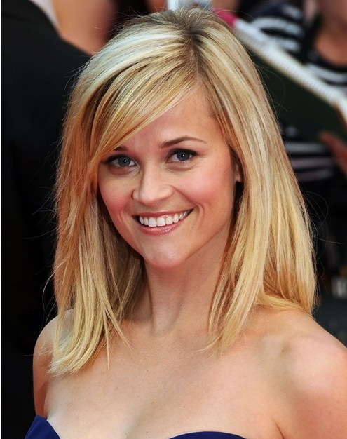 trending medium layered haircuts for thin hair