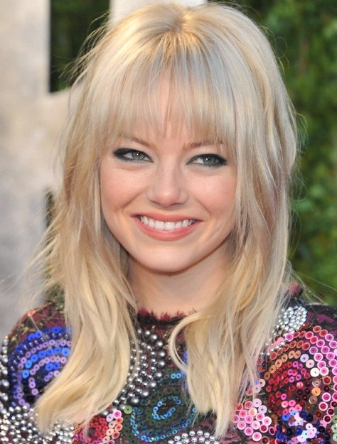 Layered Hair With Bangs For Thin Hair 30