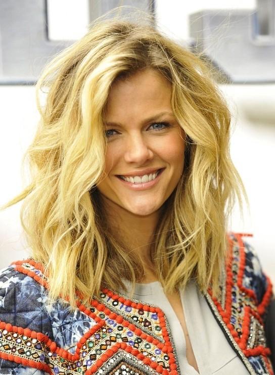 Messy Hairstyles for Medium Length Hair