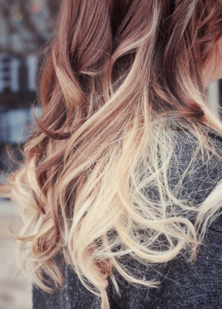 Ombre Hairstyles for Long Hair,Girls Hair Trends