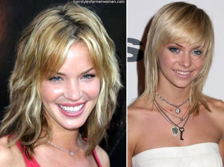 Shag Hairstyles for Medium Hair