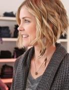 Short Layered Wavy Hair, Cute Hairstyles