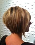 Tapered Bob Haircuts, Ombre Short Hair
