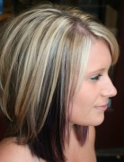 Trendy Hair Color for Medium Length Hair