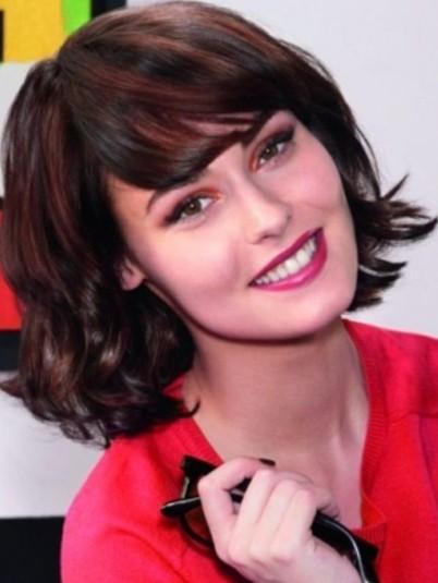 Wavy Hairstyles for Medium Length Hair