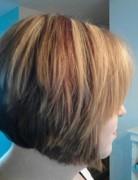 layered Bob Hairstyles, Straight Hair
