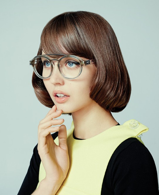 Cute Bob Haircuts for Teenage Girls, Sleek Hair