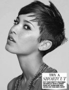 Edgy Short Hair, Pixie Haircuts