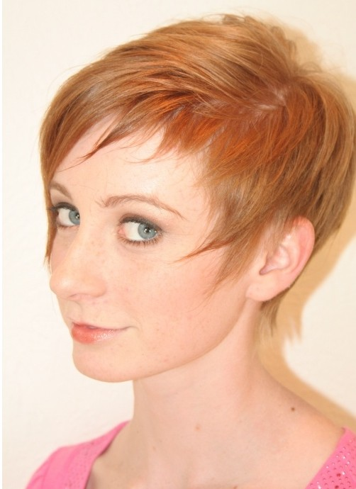 Short Pixie Haircuts Fine Hair