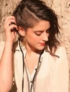 Punk Hairstyles for Girls, Medium Haircut