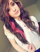 Scene Hairstyles for Girls with Long Hair
