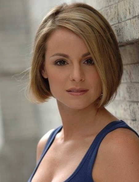 Short Bob Hairstyles for Straight Hair - PoPular Haircuts