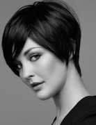 Short Hairstyles for Women, Black Hair