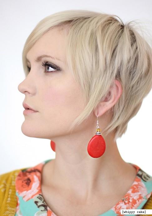 Tremendous Short Pixie Haircuts Super Cute Popular Haircuts Hairstyles For Women Draintrainus