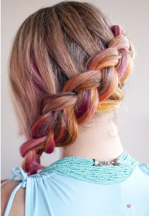 Side Braid, Braiding Hairstyles