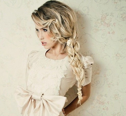 Side Braid Hairstyles, Omblr Hair