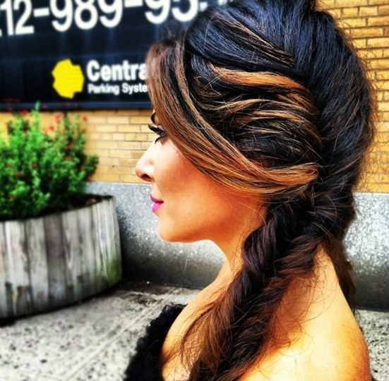 Side Braided Hairstyles,  Fishtail Braids