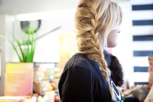 Side Braided Hairstyles