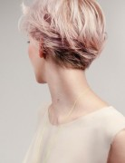 Trendy Short Hair Color, Cute Hairstyles