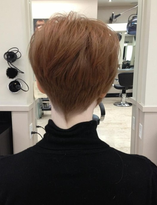 Trendy Short Hairstyles for Thin Hair 2014