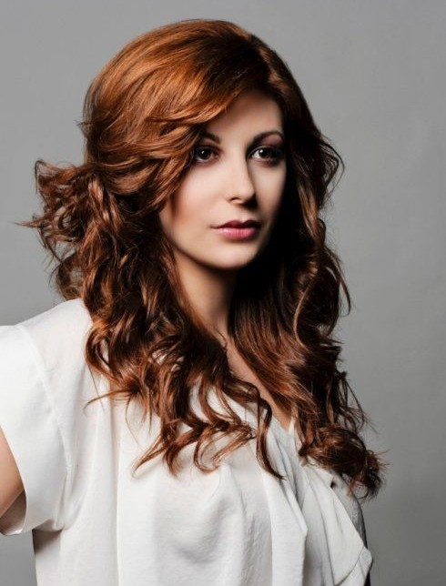 Work Hairstyle for Long Hair: Women Haircuts - PoPular Haircuts