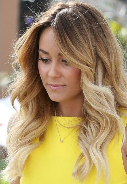 Picture of Blonde Long Hairstyles: Lauren Conrad Hair