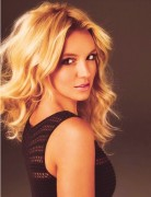 Blonde Mid-Length Hairstyle, Britney Spears Hair