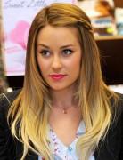 Braided Side Bangs, Lauren Conrad Hair