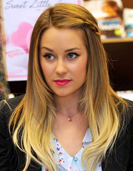 Braided Side Bangs Lauren Conrad Hair Popular Haircuts