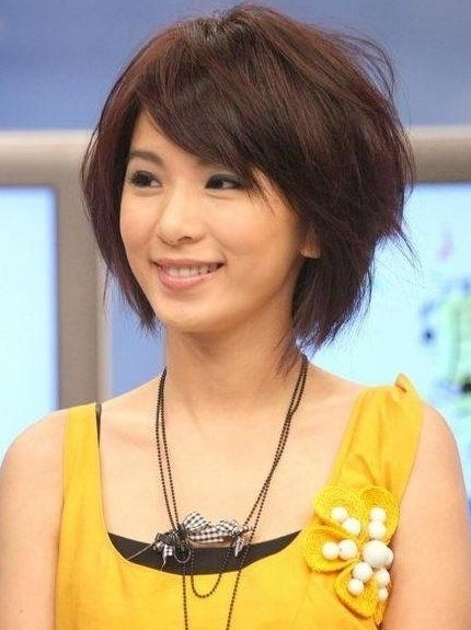 Cute Short Haircuts Asian Hairstyles Popular Haircuts