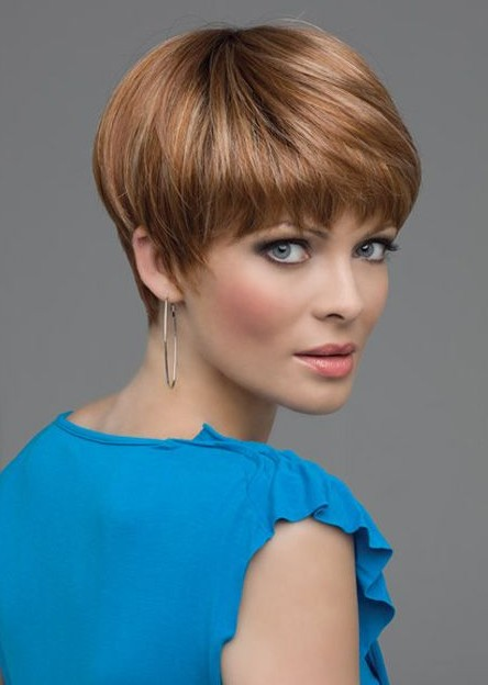 Cute Straight Pixie Cuts Short Hair For Women Popular Haircuts