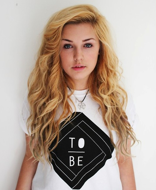 ... Curly Hairstyles for Teenage Girls: Ombre Hair | PoPular Haircuts