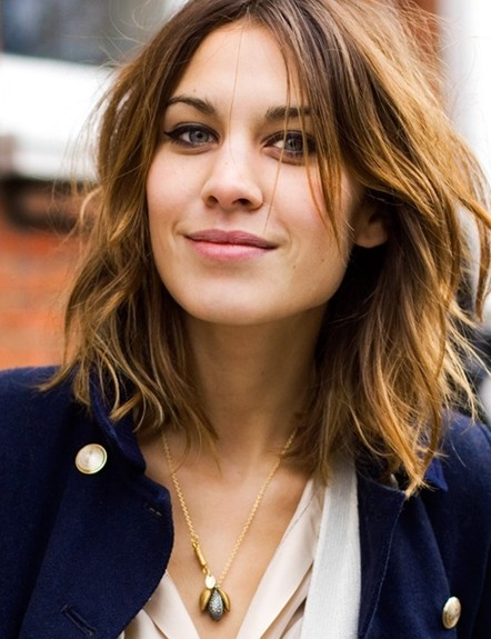 Medium Layered Haircut, Easy Hair Styles