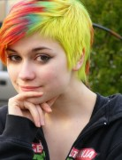 Short Hair Color Ideas, Girls Hairstyles Trends