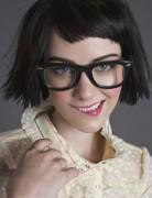 Short One-Length Haircuts, Jena Malone Hair