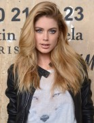 Tousled Haircut for Straight Hair, Doutzen Kroes Hair