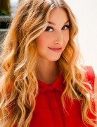 Tousled Waves, Whitney Port Hair Styles