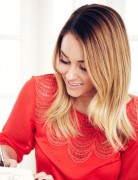 Two Tone Hairstyles for Medium Hair, Lauren Conrad Hair