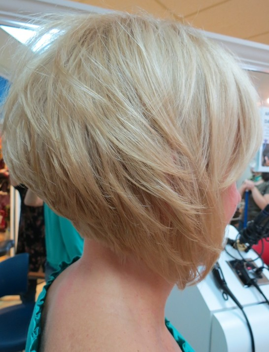 , Graduated Long Bob/ pinterest : The smashing layered graduated bob ...