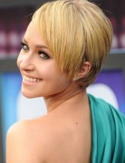 Blonde Pixie Haircut, Hayden Panettiere Hair