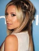 Cute Braided Hairstyles, Ashley Tisdale Hair