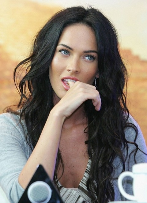 Cute Long Hairstyles for Women, Megan Fox Hair