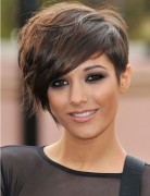 Cute Pixie Haircut, Frankie Sandford Hair