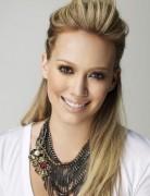 Hilary Duff' Hairstyles - Easy Long Straight Hair