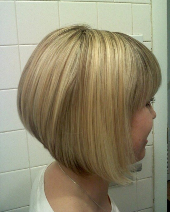 Neck-Length Bob/ pinterest : The neck-length bob looks cute and cool ...