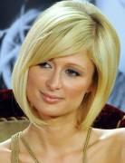Paris Hilton Haircut, Blonde Bob