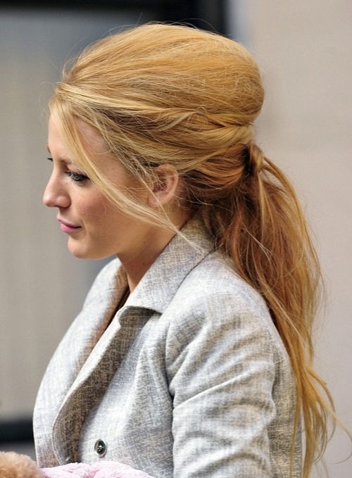 Trendy Long Hairstyle, Blake Lively Hair